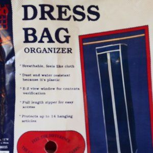 Dress Bag Organizer